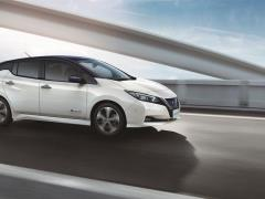 "Βραβείο ""Best Electric Car"" για το Nissan LEAF"