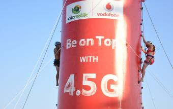 """Be on Top with 4.5G"" από τη Cytamobile Vodafone"