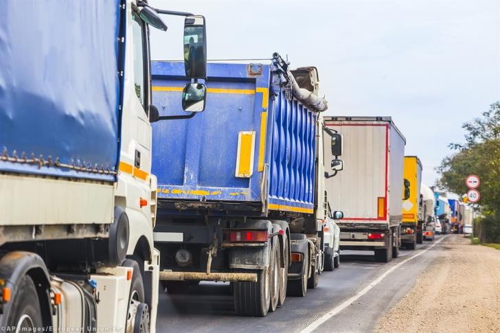MEPs, Council in agreement to cut CO2 emissions from trucks