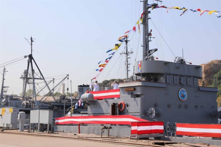 Landing Ship used in 1974 donated to the TRNC 15