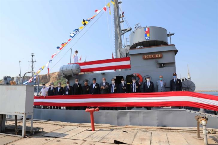 Landing Ship used in 1974 donated to the TRNC 17