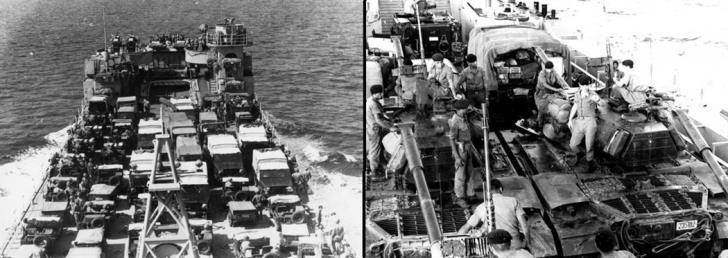 Landing Ship used in 1974 donated to the TRNC 18